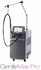 GentleMax PRO laser